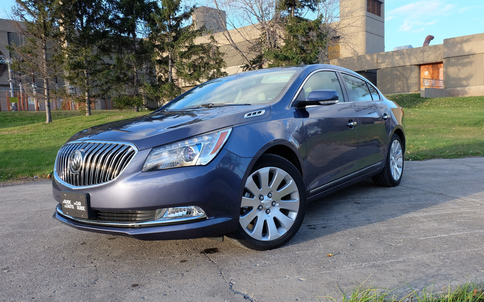 reviews trend and three rating motor cars quarter buick canada lacrosse en front