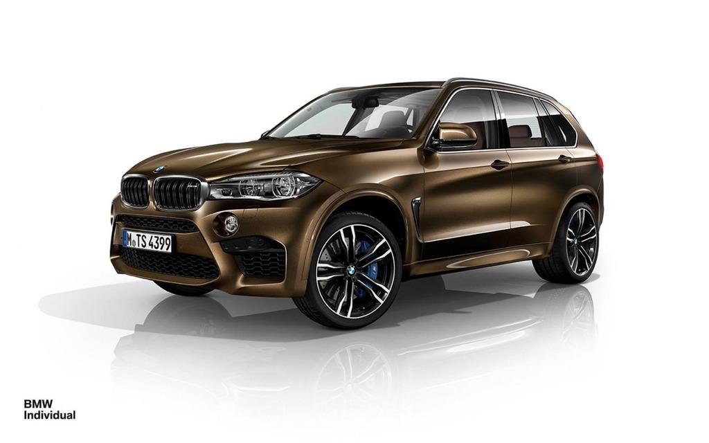 BMW X5M Individual