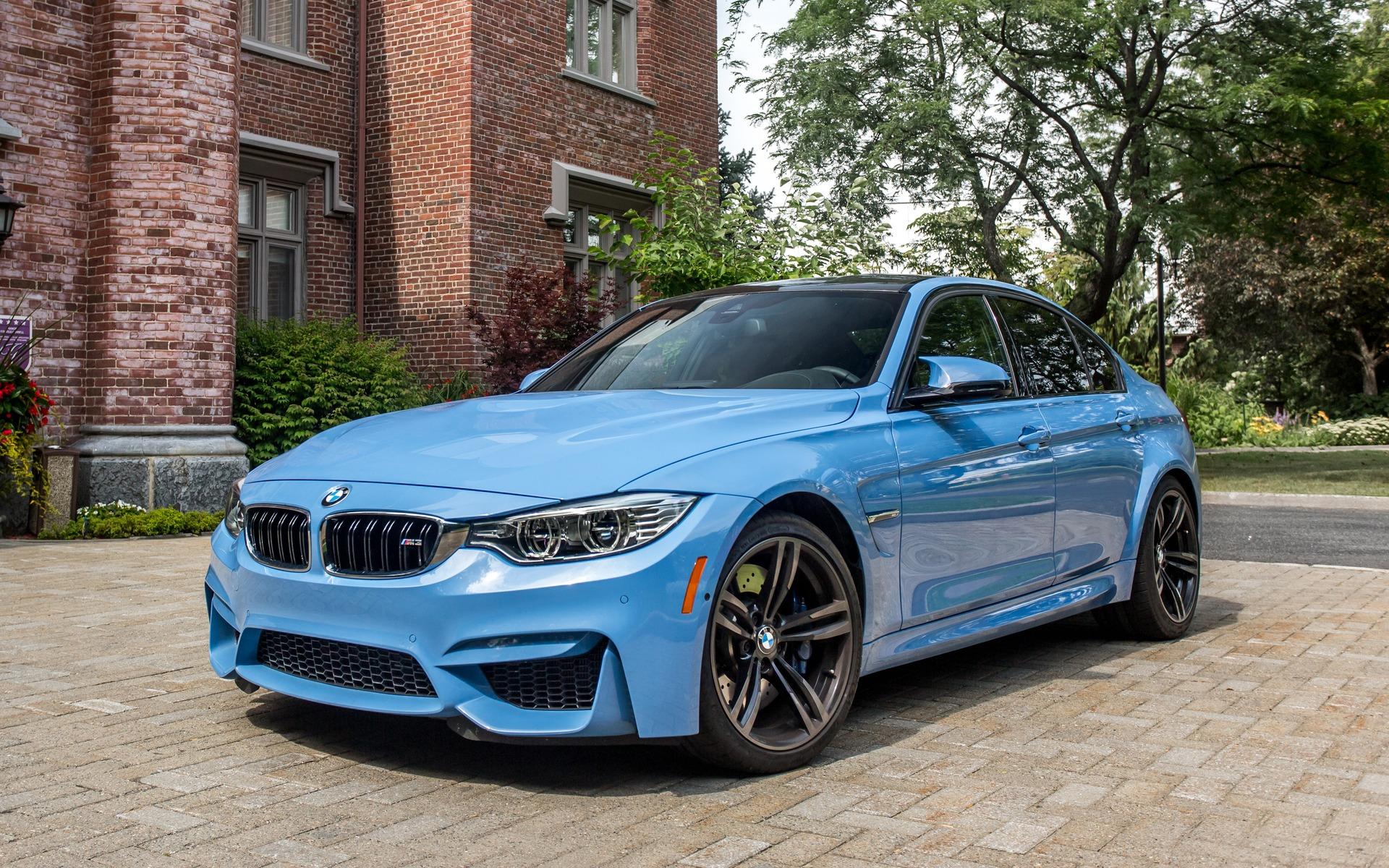 BMW M3. Le cadeau de Noël idéal.