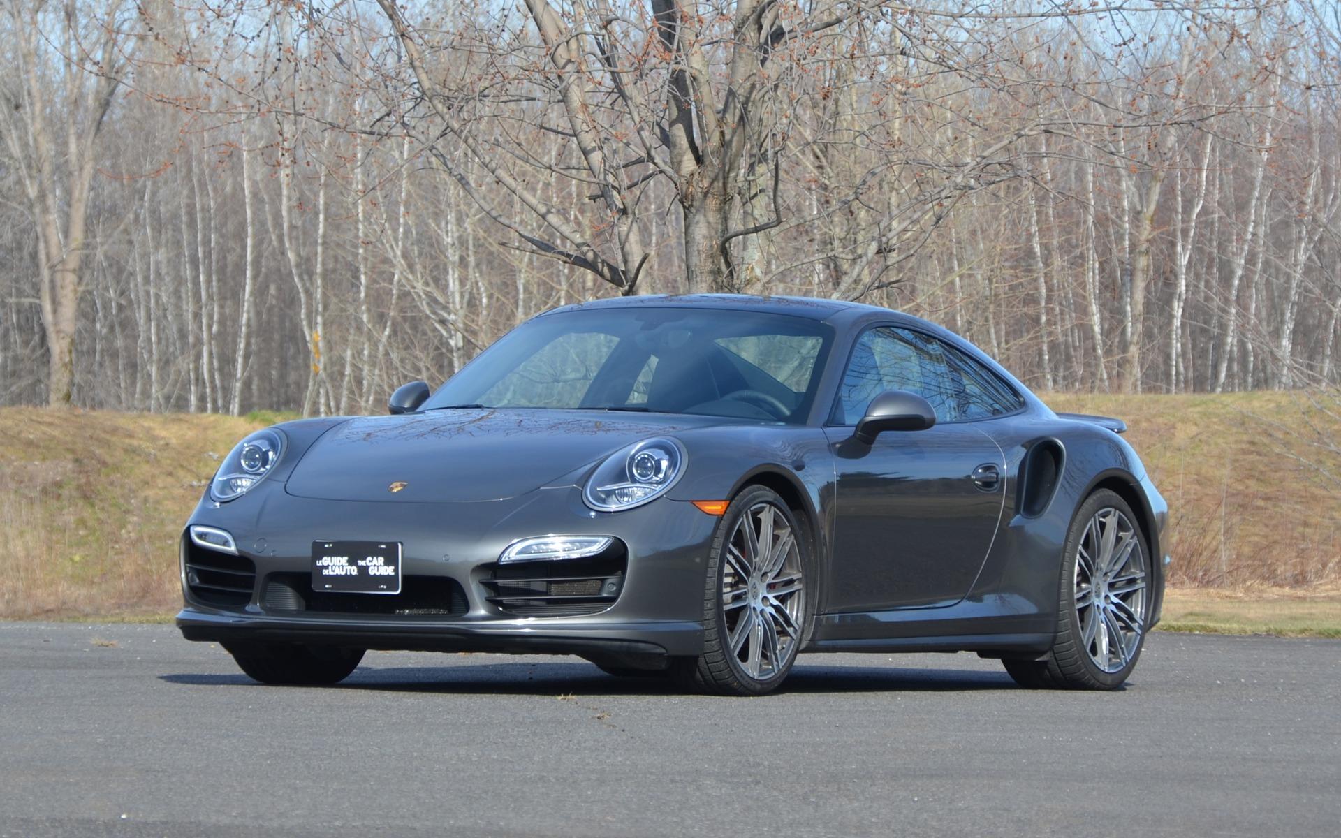 Porsche 911 Turbo. Noël 2014 sera-t-il le bon?