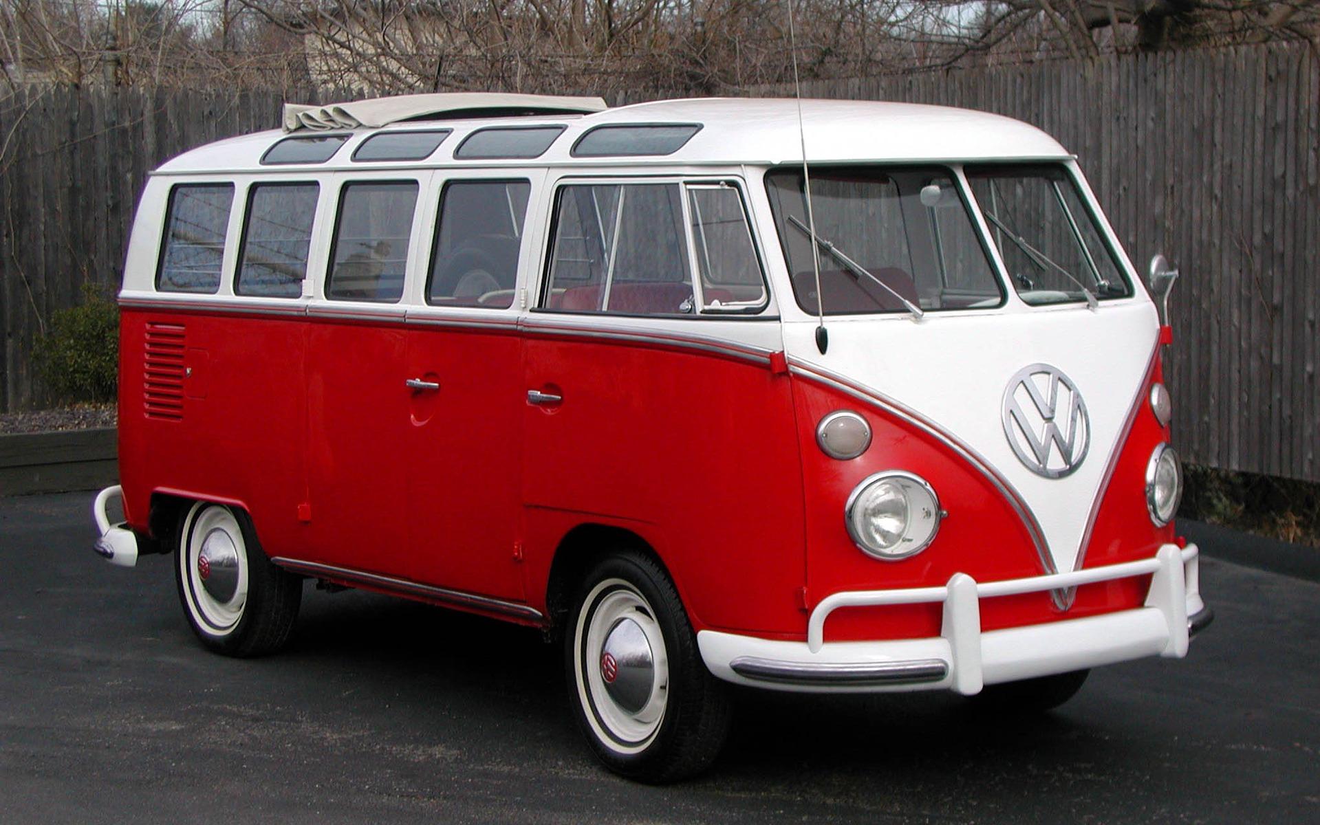 Volkswagen Westfalia. Pour des Roadtrips mémorables...