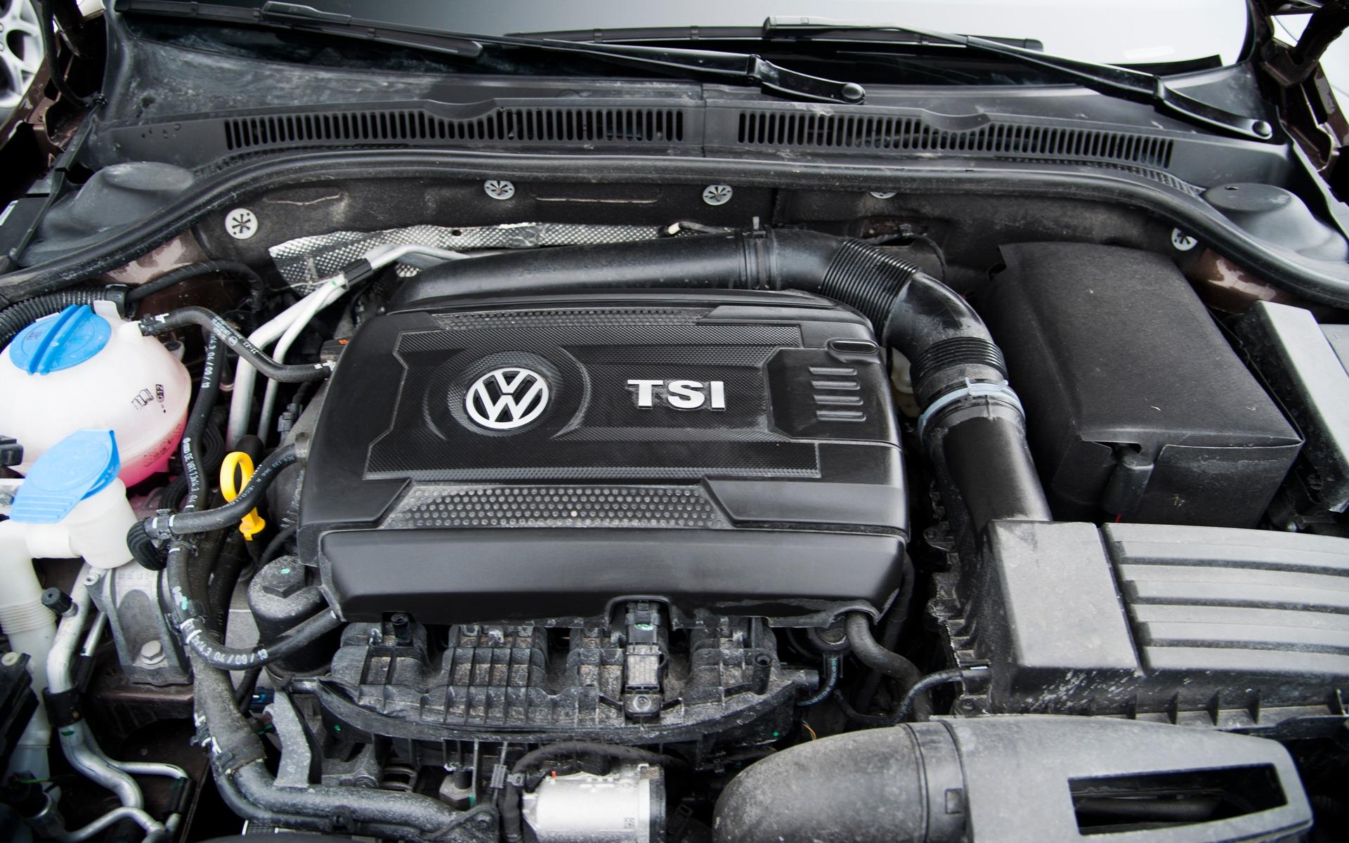 VW 1.8 TSI