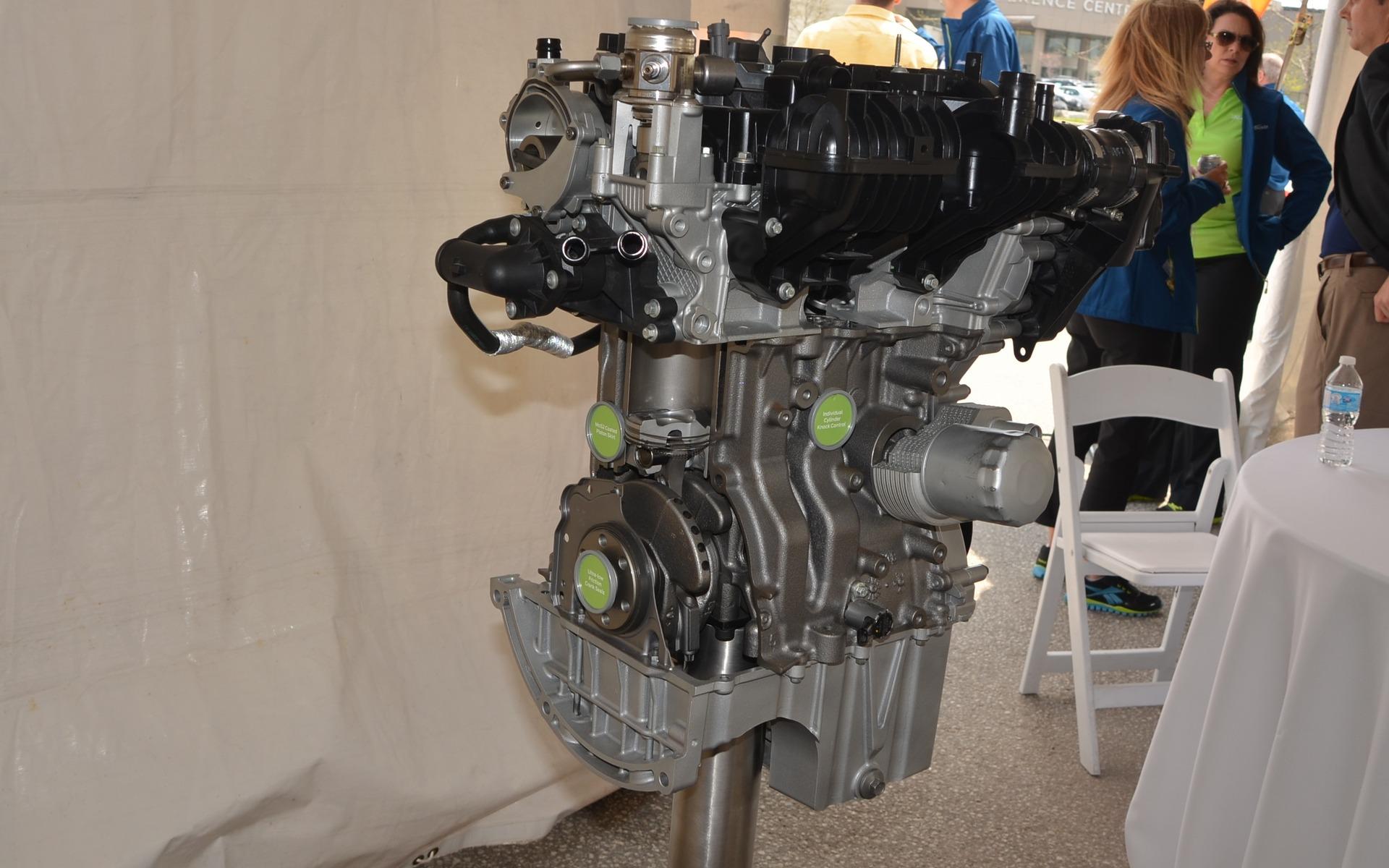 Ford Ecoboost 1-litre