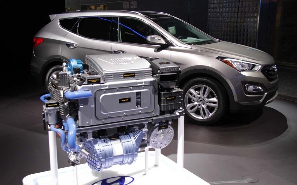 Hyundai Fuell Cell