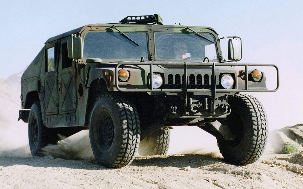 The US Army Will Sell You A Humvee - The Car Guide