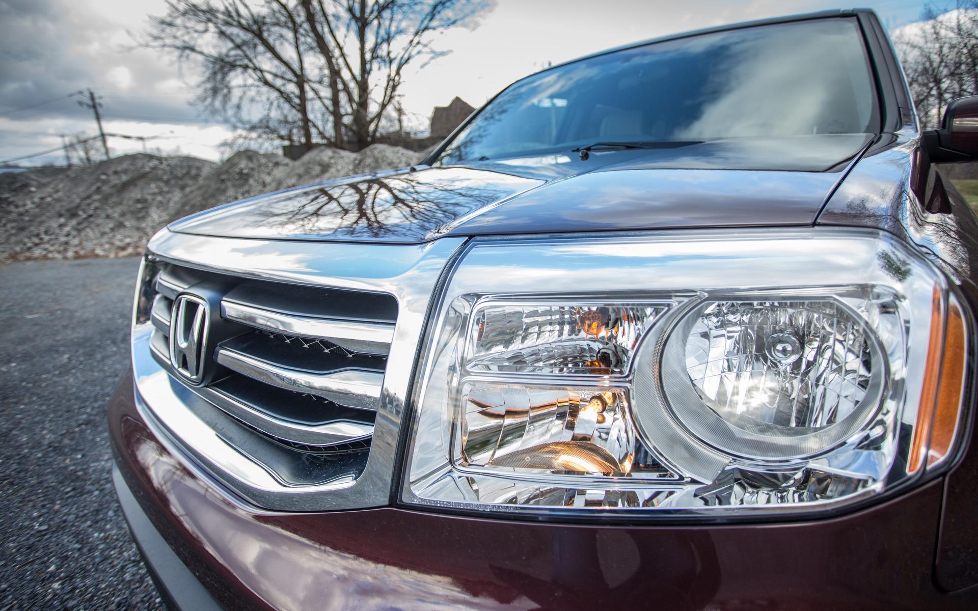 Image Result For Honda Pilot Headlights