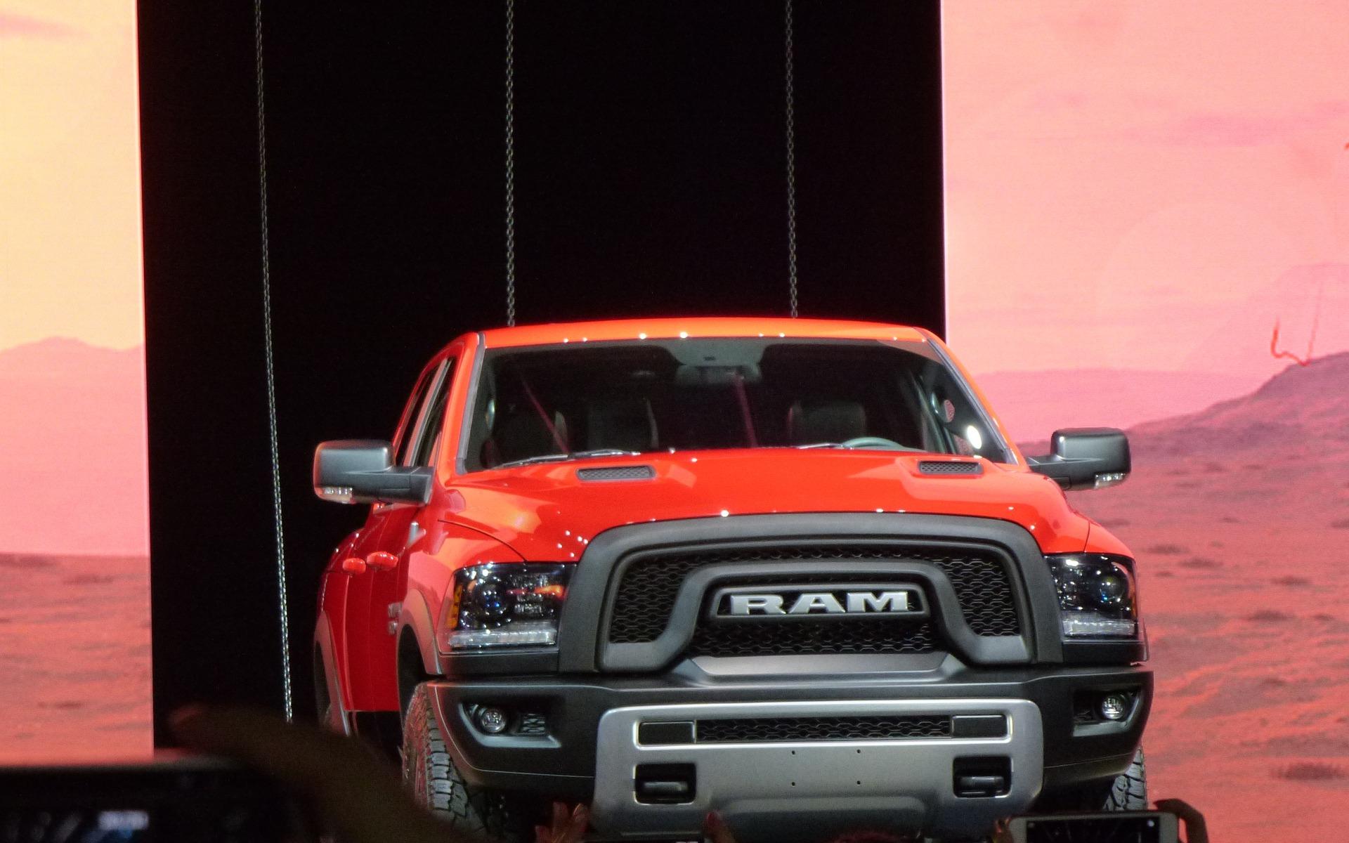 Ram 1500 Rebel >> RAM Rebel: A Ford Raptor Lookalike - 2/9