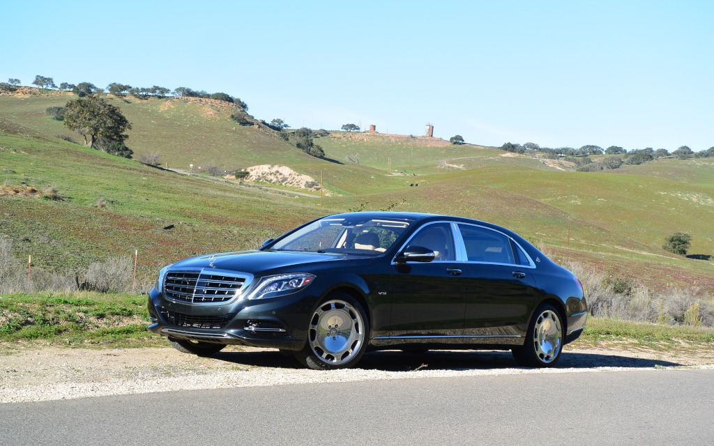 mercedes maybach s600 change in strategy the car guide. Black Bedroom Furniture Sets. Home Design Ideas