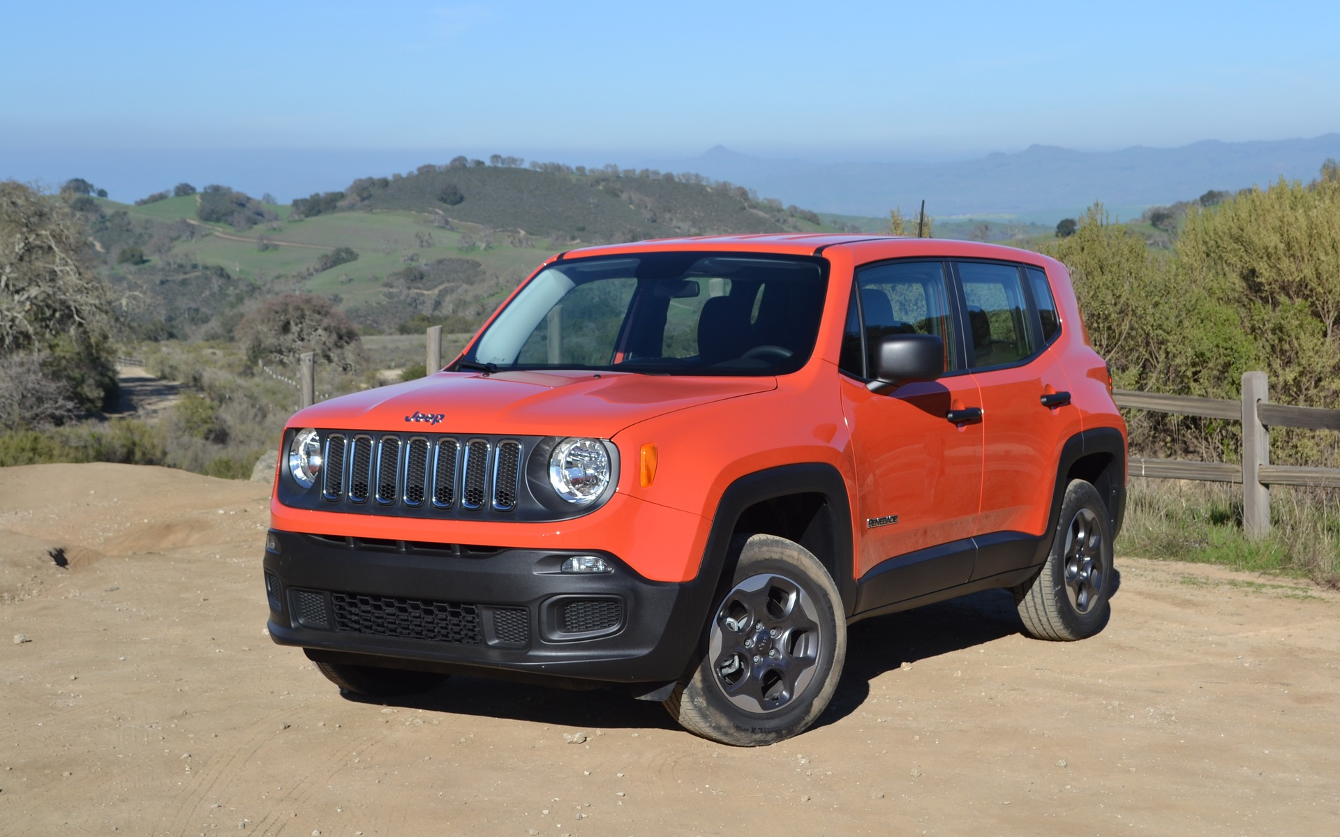 jeep renegade orange great click image for larger version name njpg views size with jeep. Black Bedroom Furniture Sets. Home Design Ideas
