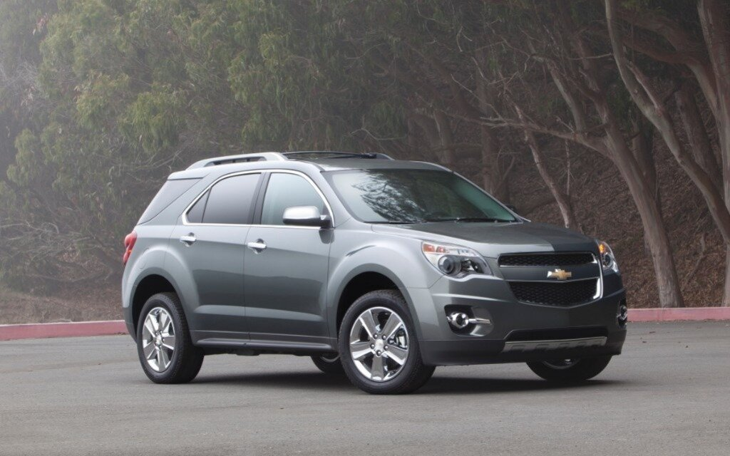 chevrolet equinox d occasion 2008 2013 deux g n rations. Black Bedroom Furniture Sets. Home Design Ideas