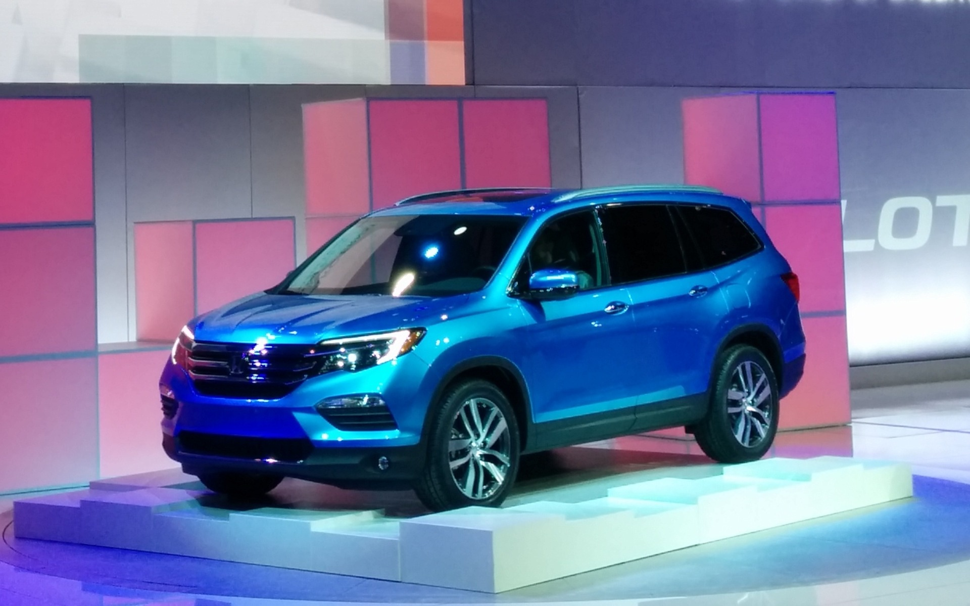 This is the 2016 honda pilot the car guide for Pre owned honda pilot 2016