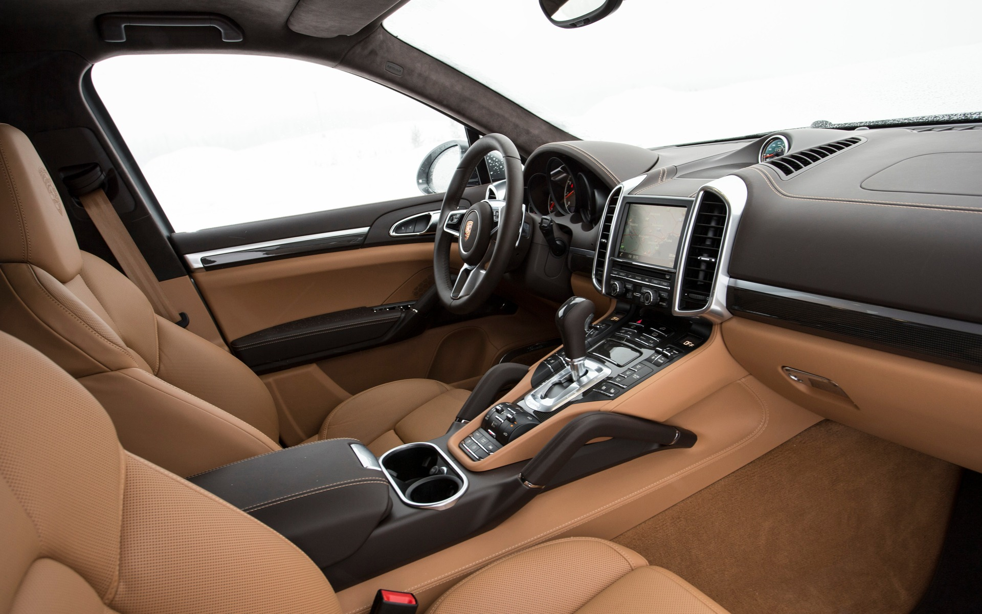 2016 Porsche Cayenne Gts And Turbo S Dynamic And
