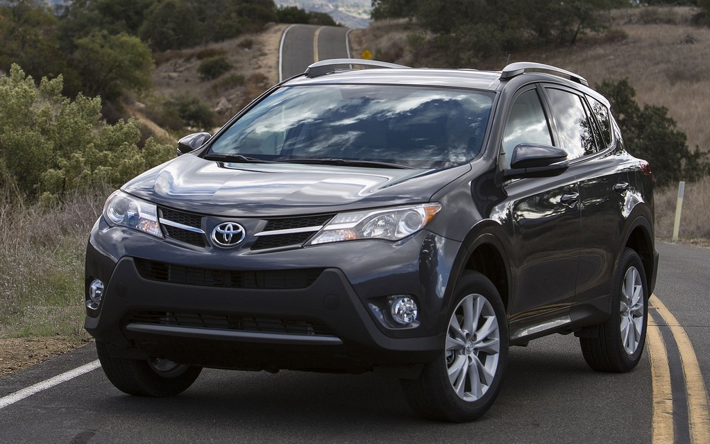 2015 toyota rav4 xle most things to most people the car guide. Black Bedroom Furniture Sets. Home Design Ideas