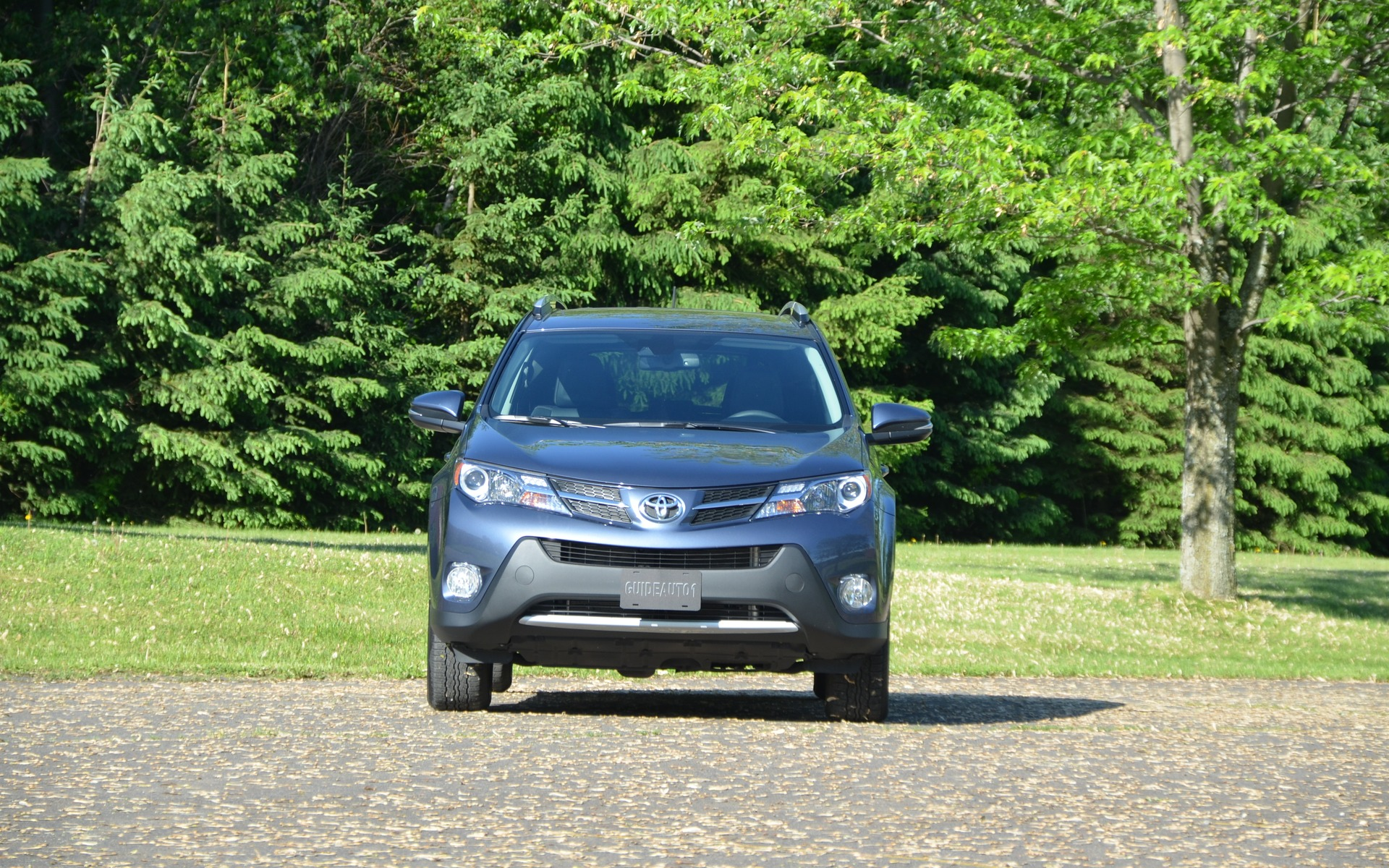 Used Rav 4 >> 2015 Toyota RAV4 XLE: Most Things To Most People - 16/20
