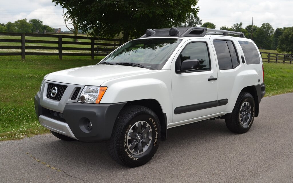 Used Nissan Xterra >> Nissan's Xterra Might Be On Its Way Out - 1/4