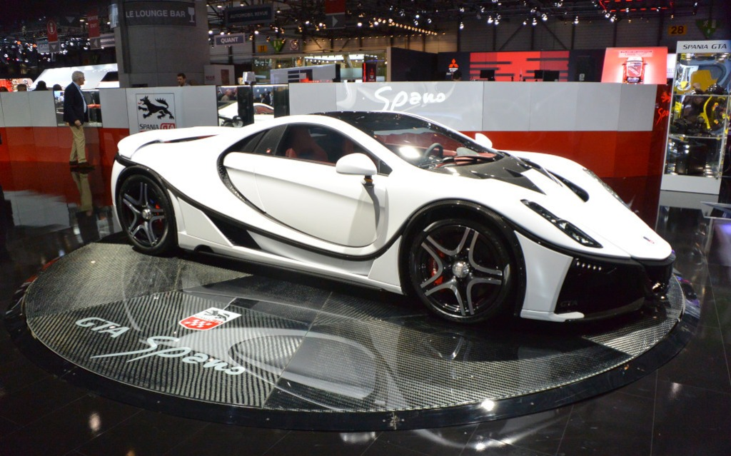 Salon de gen ve 2015 coups de coeur guide auto - Geneve 2015 salon ...