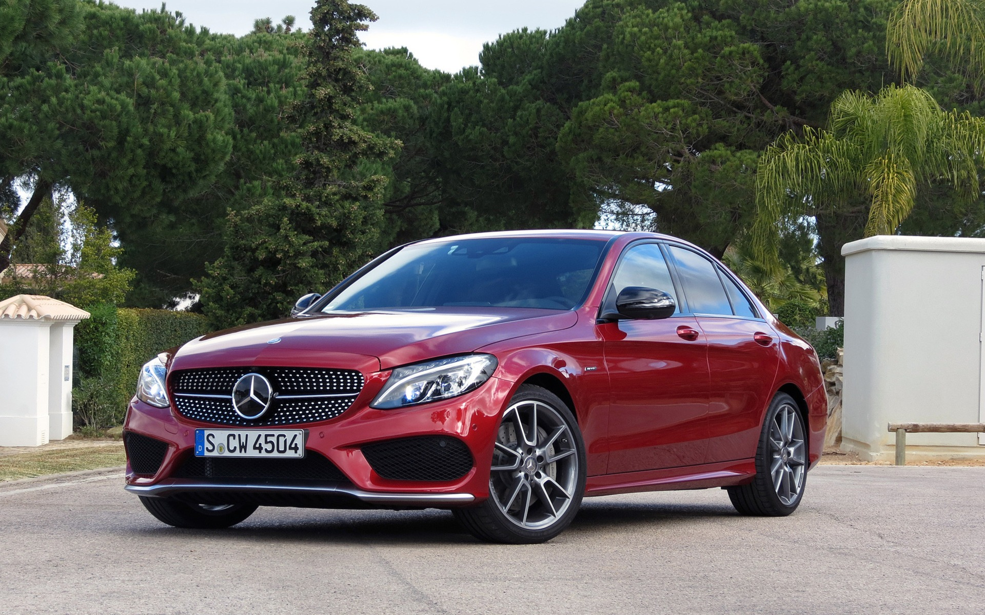 2016 Mercedes-Benz C450 AMG 4Matic: Can't Wait Until ...