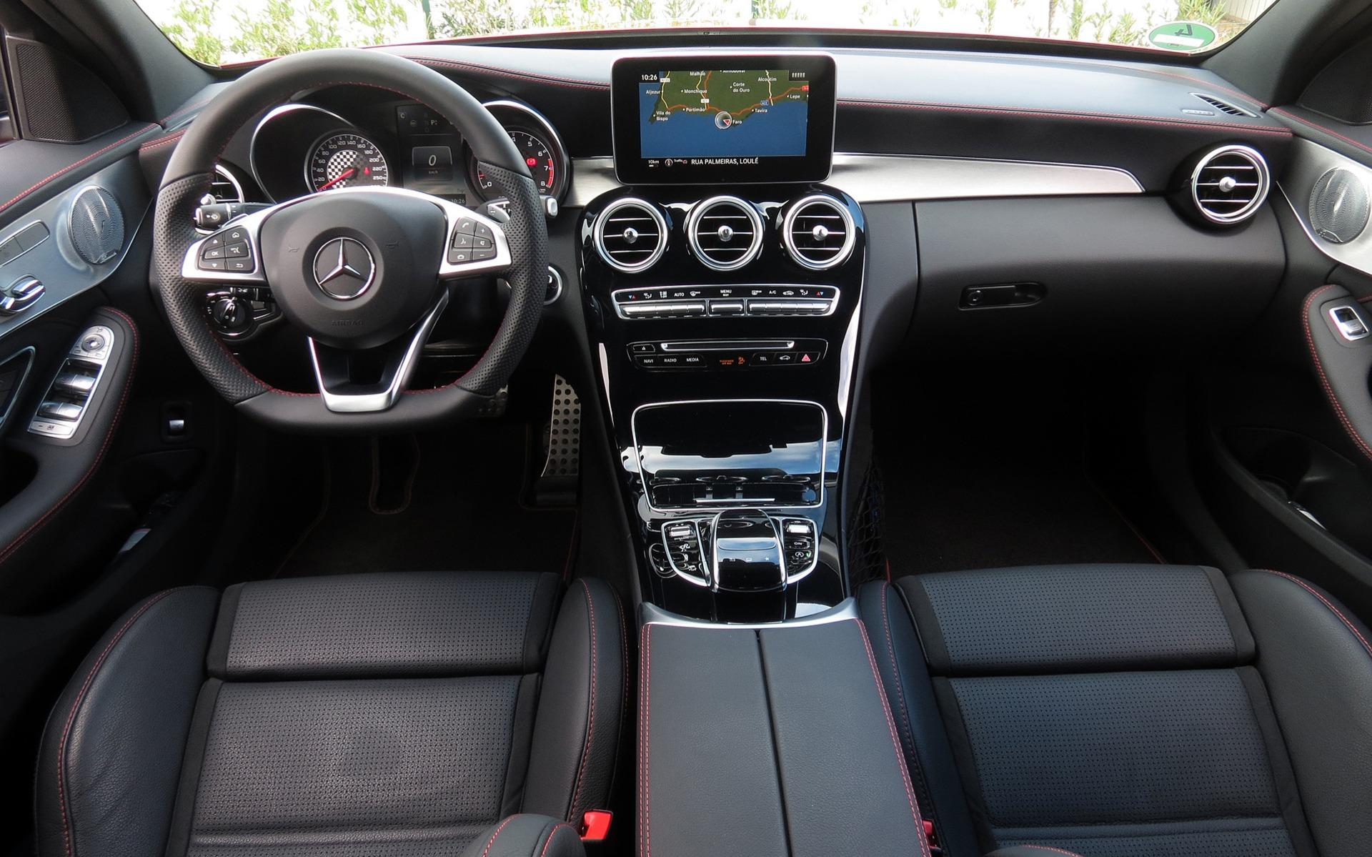 2016 Mercedes Benz C450 Amg 4matic Can T Wait Until Autumn 3 22