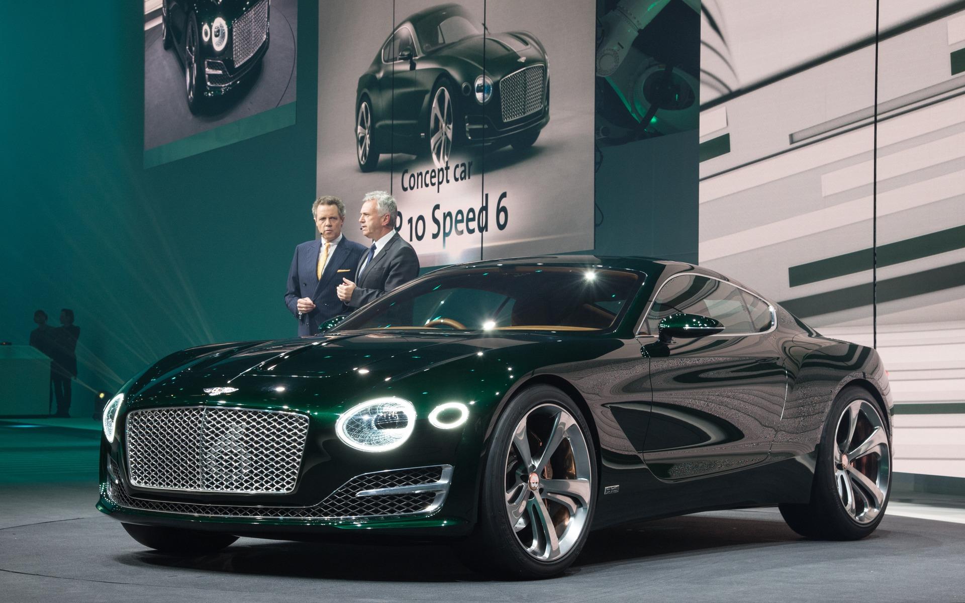 1: Bentley EXP 10 Speed 6