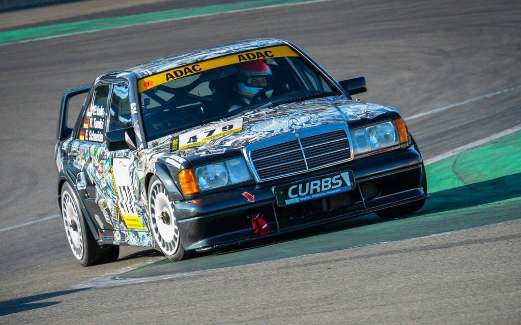 Mercedes-Benz 190 E 2.5 Evolution II