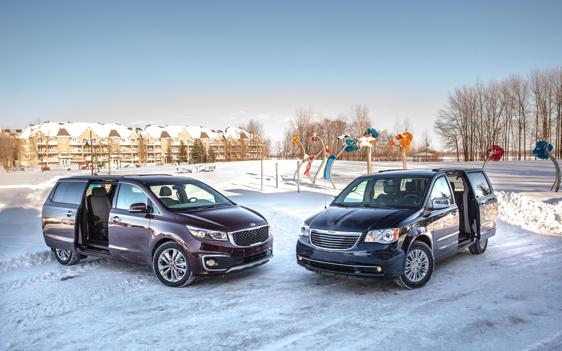 Russ Darrow Milwaukee >> Dodge Grand Caravan Vs Chrysler Town Country   2018 Dodge Reviews