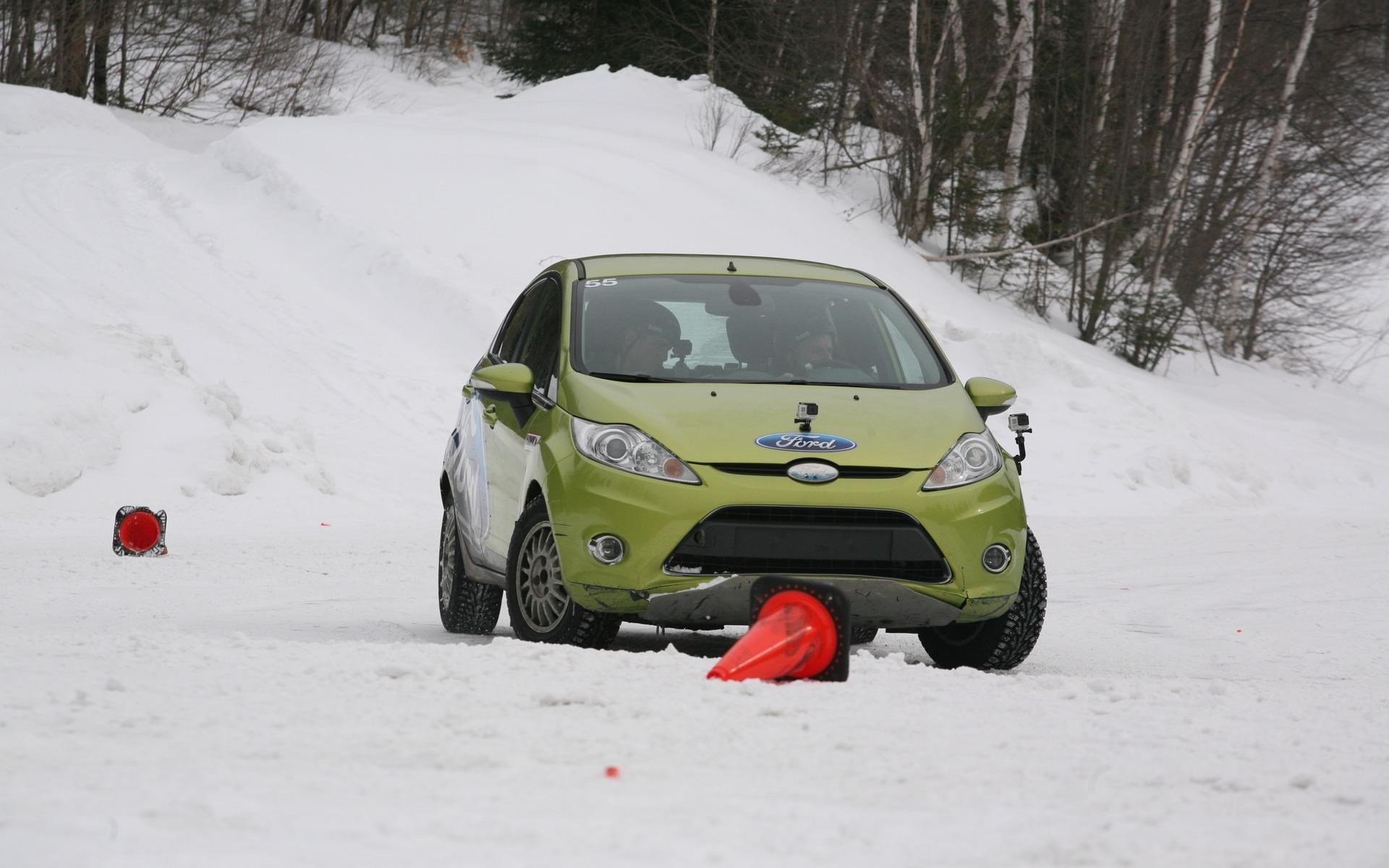 Plusieurs cônes ont été tués au nom de la formation des conducteurs.