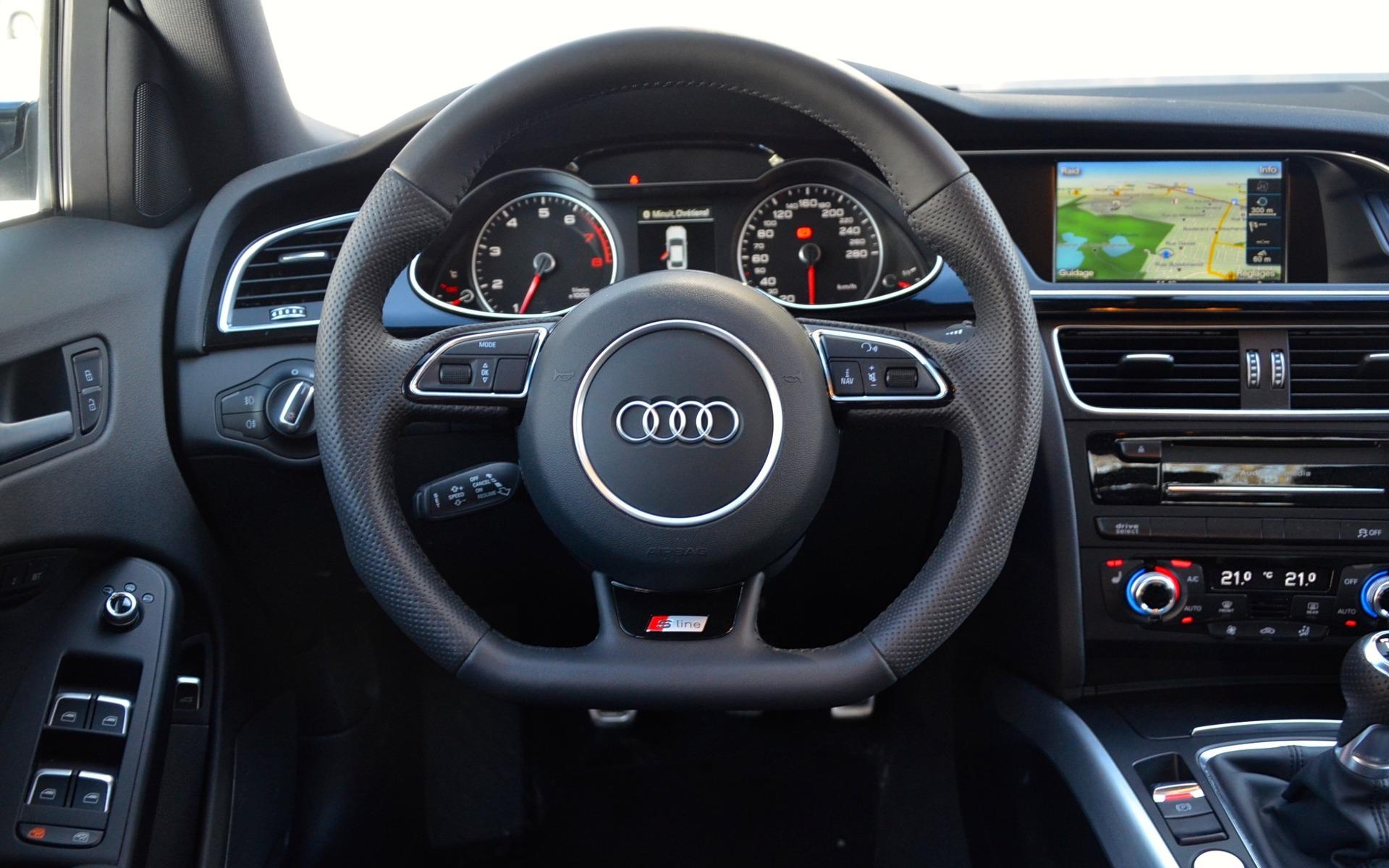 Audi A4 2015 Toujours Dans Le Coup 10 22