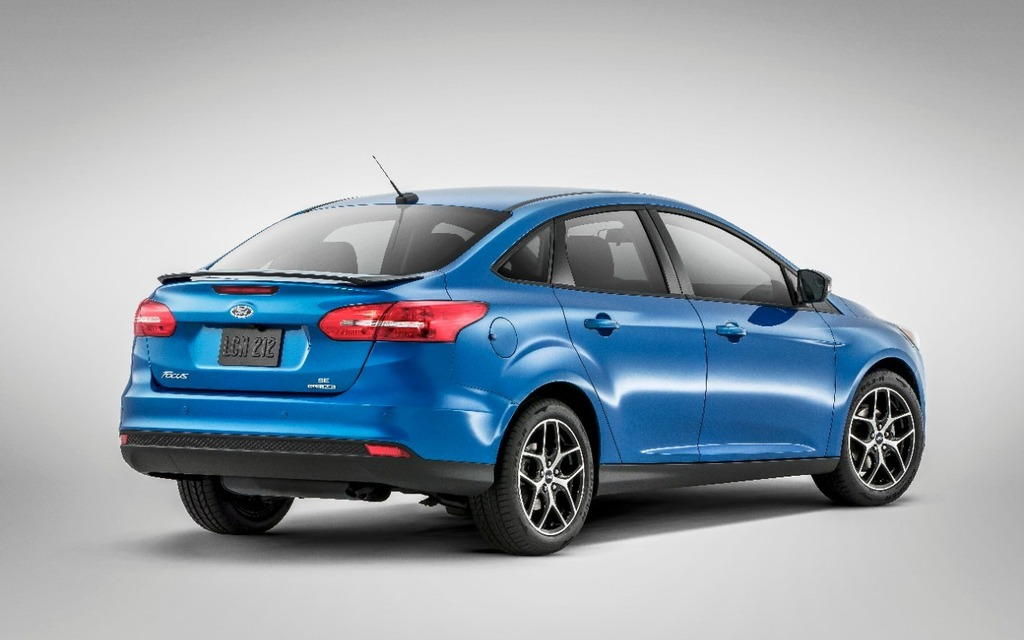 2015 Ford Focus: Now with the option of a 1.0-litre EcoBoost engine.