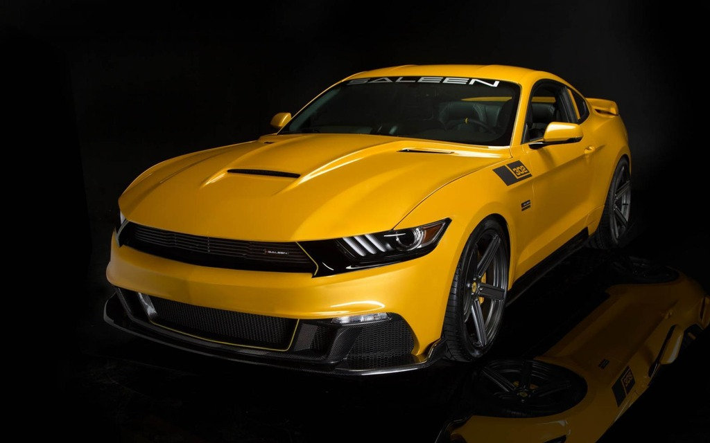 Saleen S302 Black Label: Hellcat-who? - The Car Guide