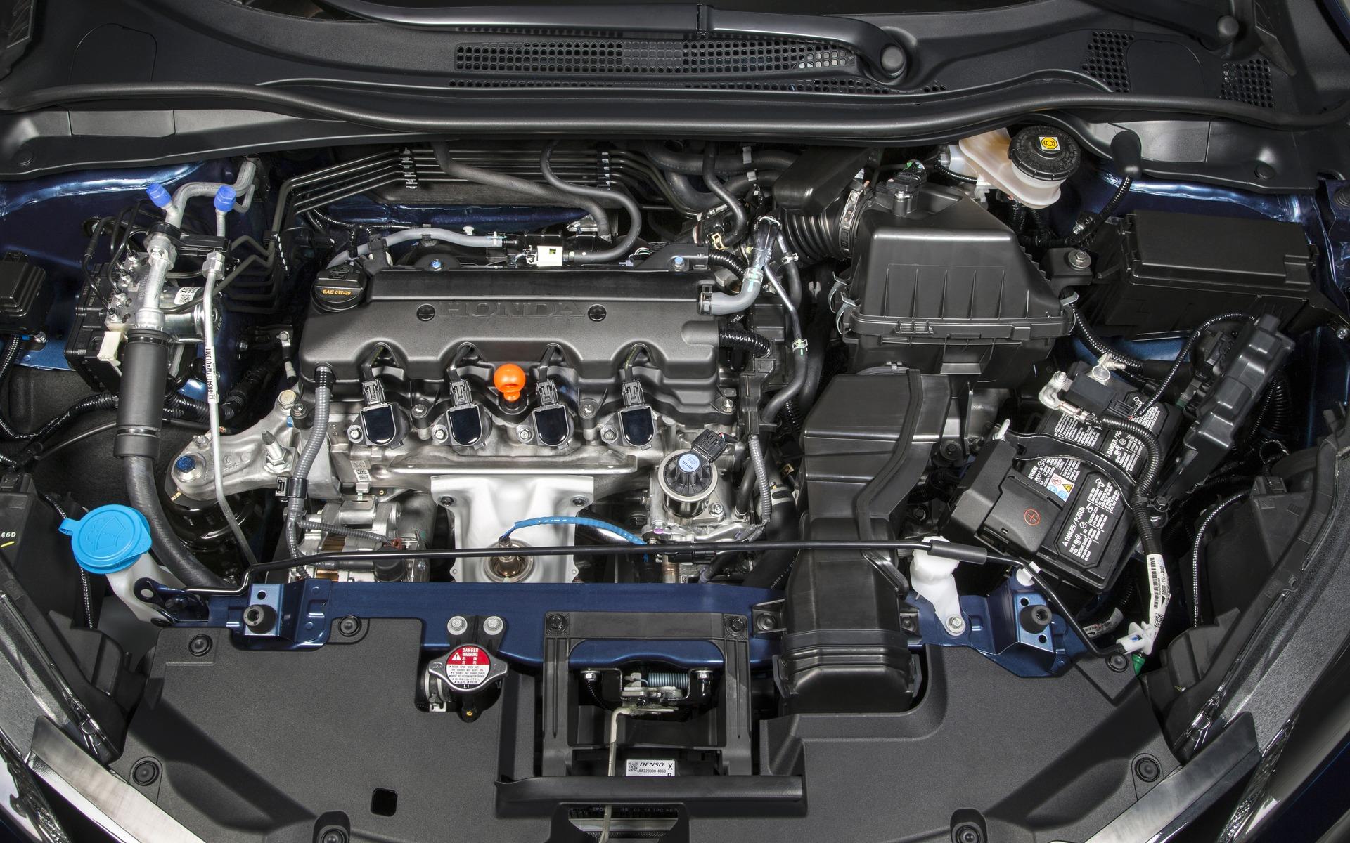 Honda HR-V 2016 - Le moteur 1,8 litres emprunté à la Civic.