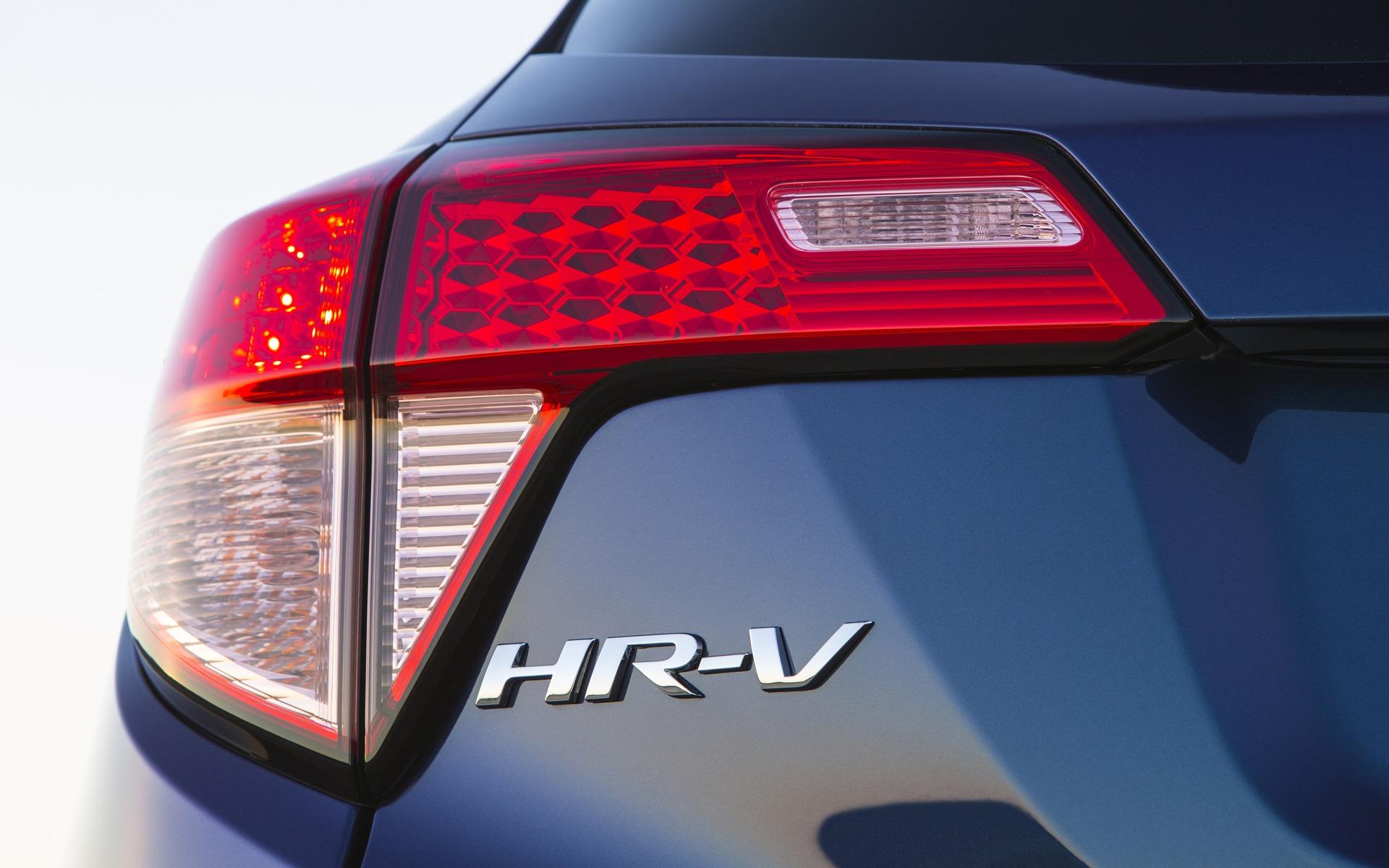 Honda HR-V 2016 - Détail des feux arrière