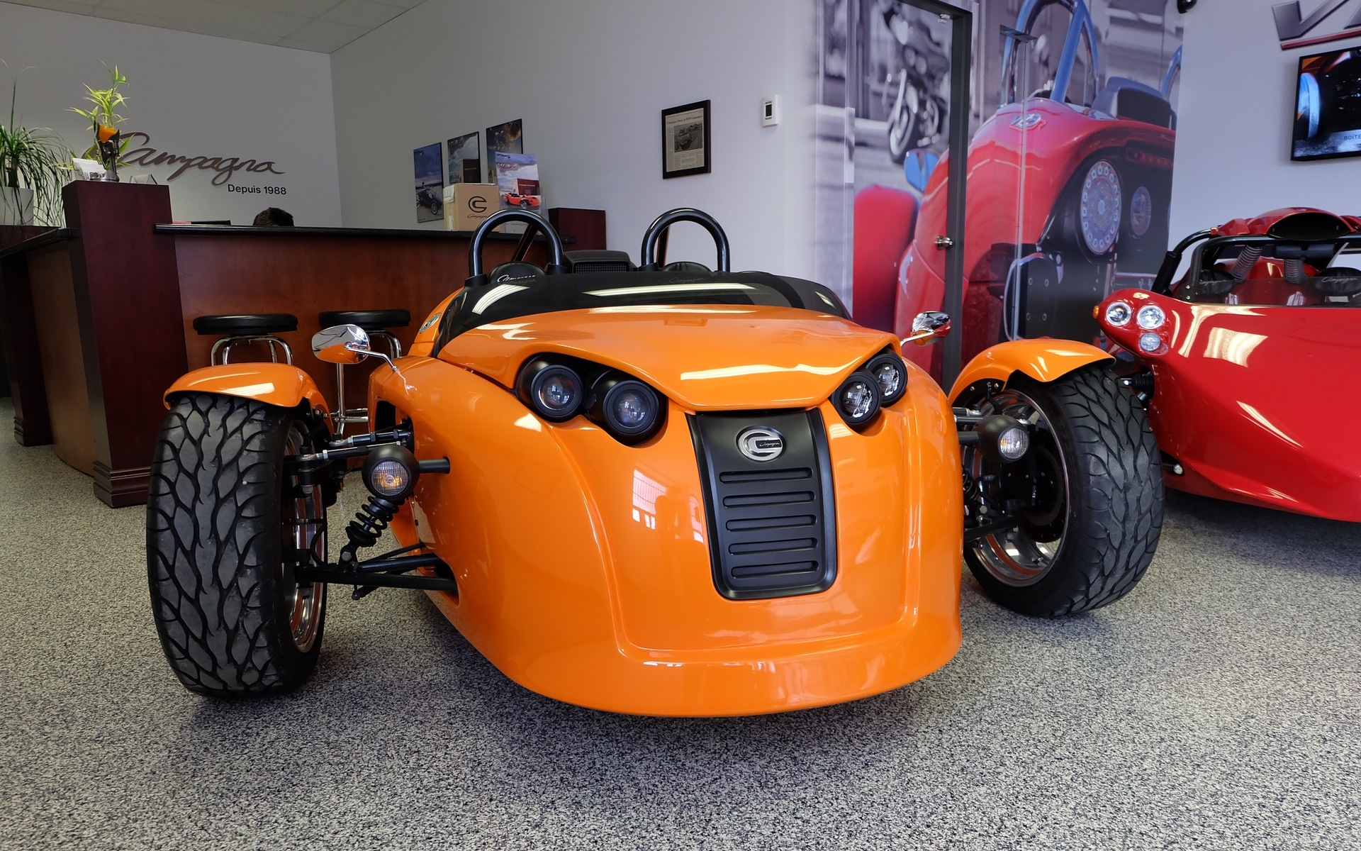 Campagna Motors: 20 Years Old And More Active Than Ever! - 23/23