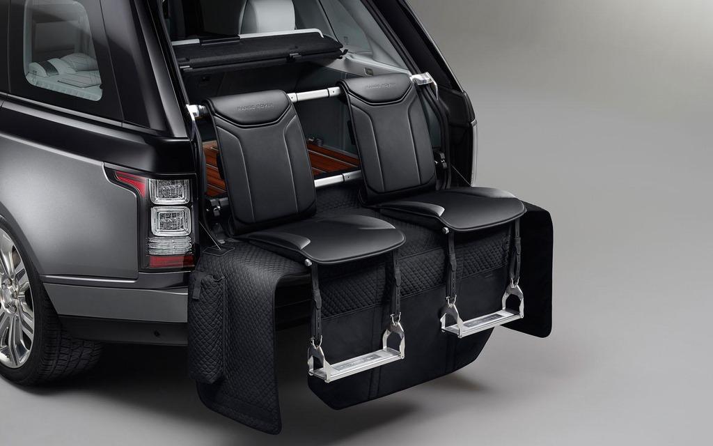 2016 Land Rover Range Rover SVAutobiography: The Pinnacle Of SUV ...