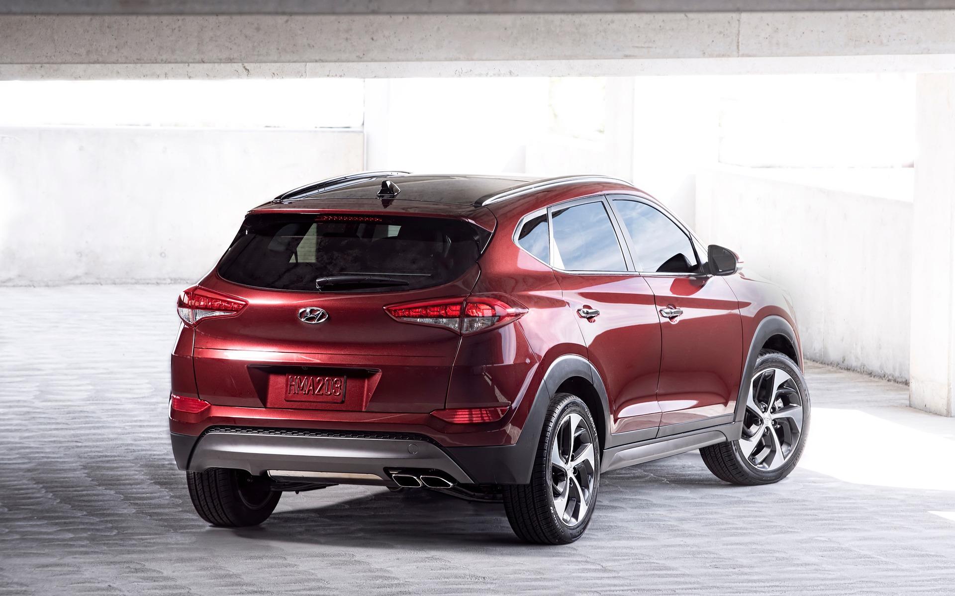 Hyundai Tucson 2015 >> 2016 Hyundai Tucson: It's About Time! - 13/18