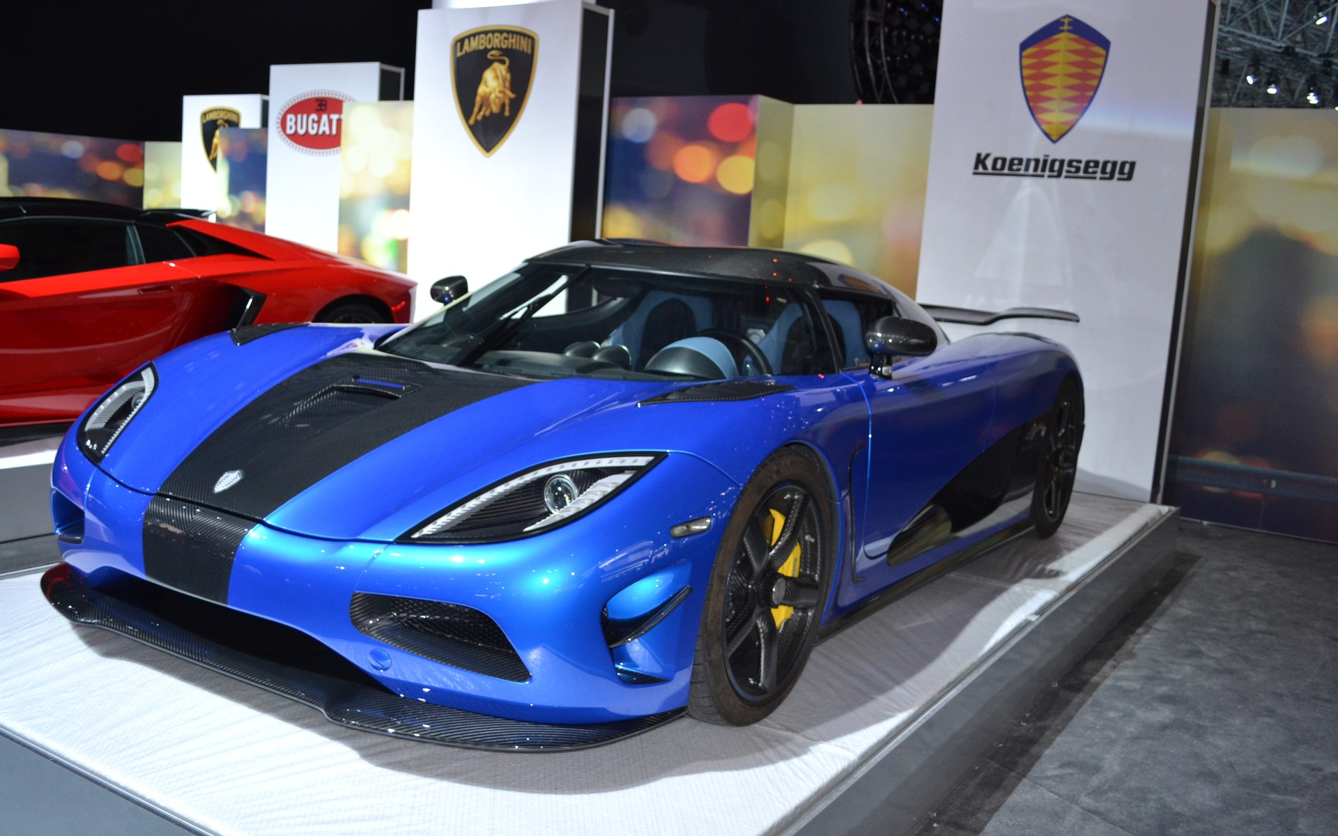 Koenigsegg New Car