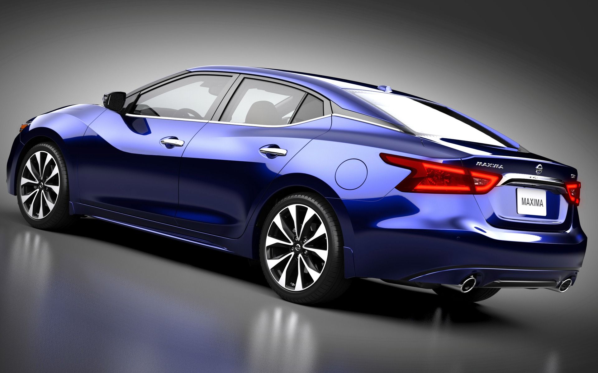 The 2016 Nissan Maxima: The Four Door Sports Car Is Back!