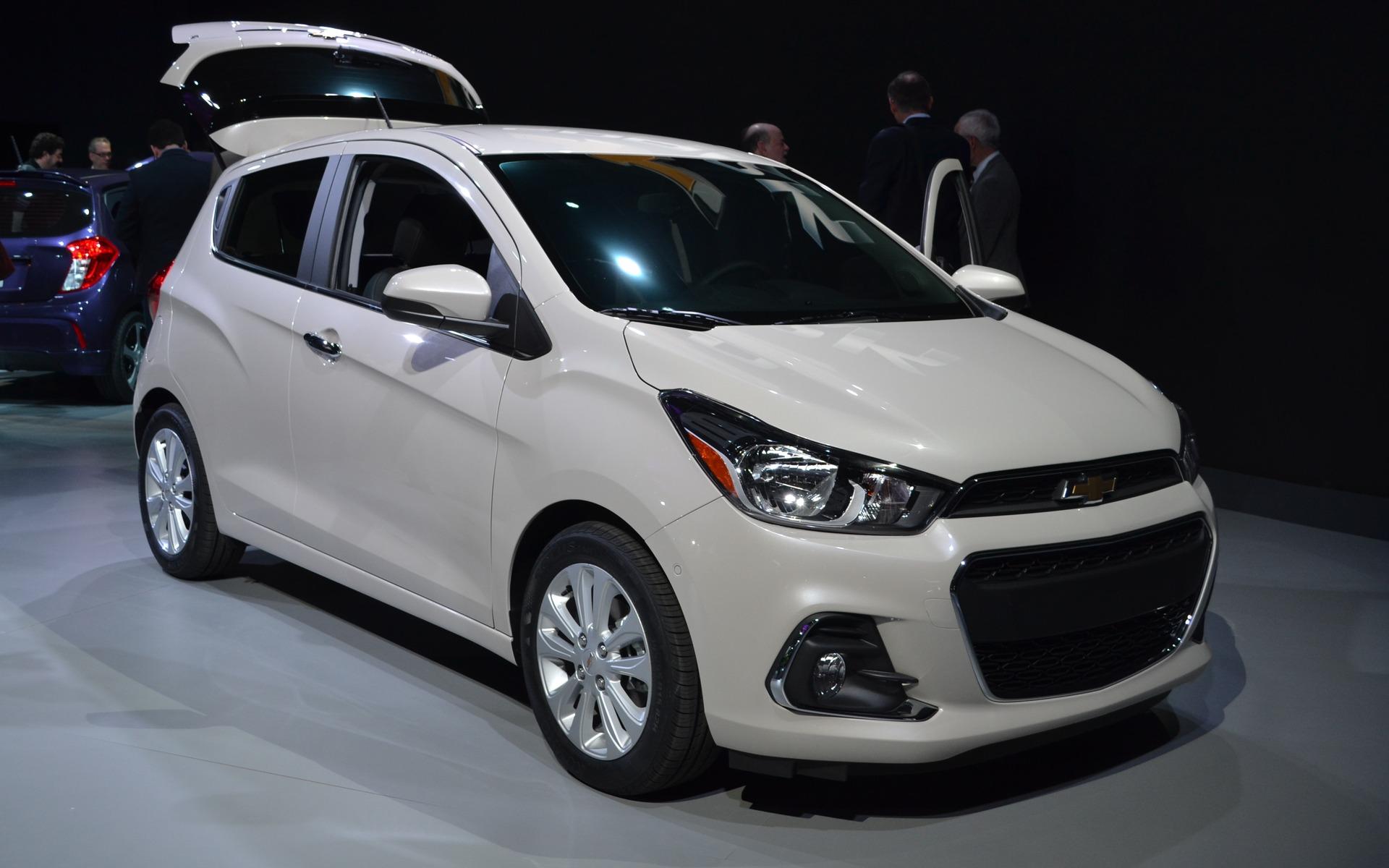 A New Chevy Spark For 2016 7 16