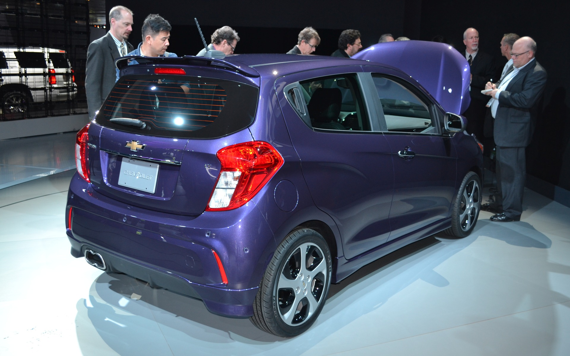Chevy Spark Purple 2018 2019 New Car Reviews by