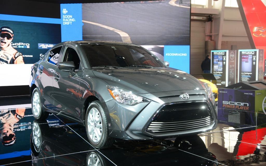 Toyota Yaris (Scion iA)