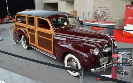 1940 Buick Super Estate Wagon The Perfect Woodie Picture Gallery