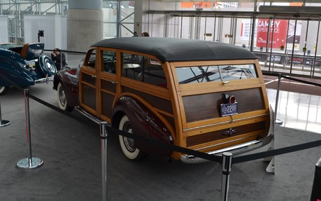 1940 Buick Super Estate Wagon Yes Its Real Wood Picture