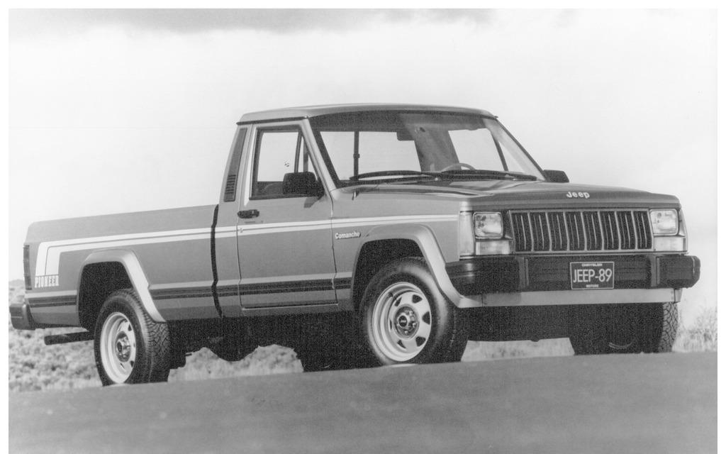 Jeep Comanche (1989)