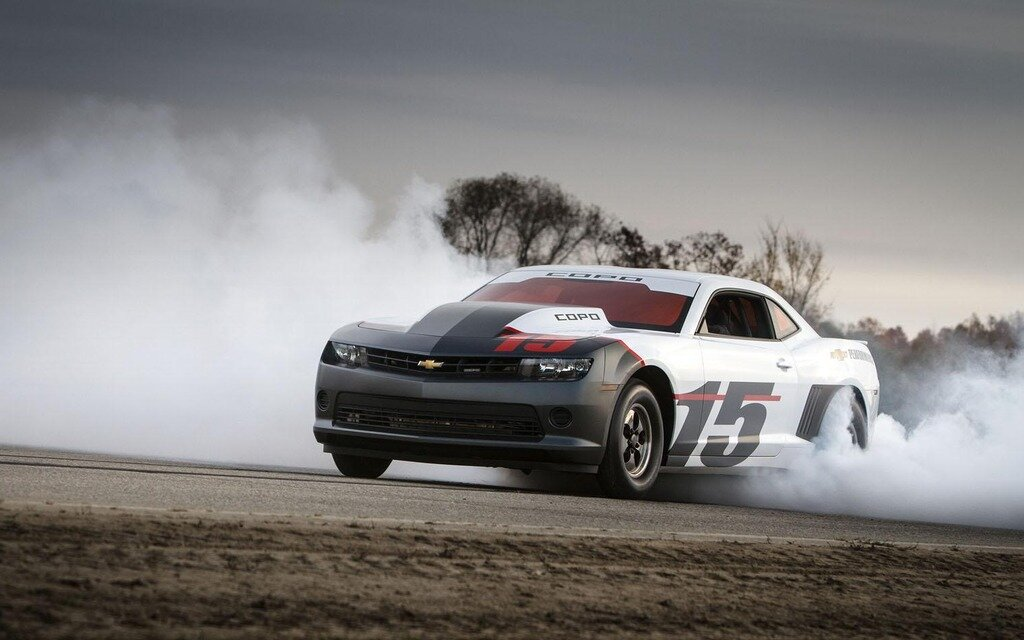 Supercharged Geigercars Camaro Churns Out 568 Horsepower