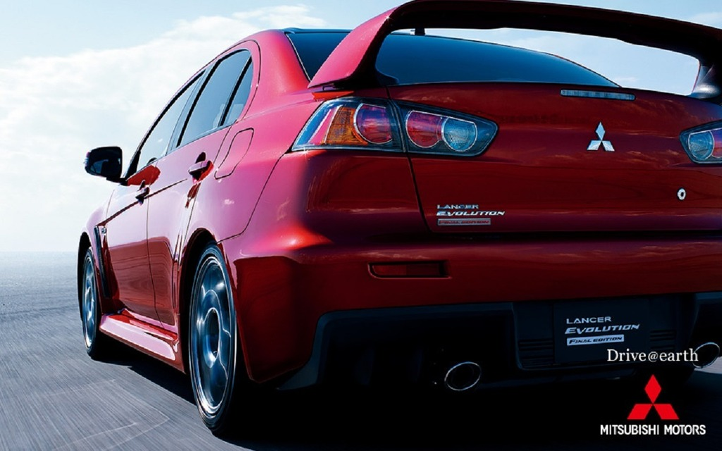 The Very Last Mitsubishi Lancer Evolution Goes On Sale 5 6