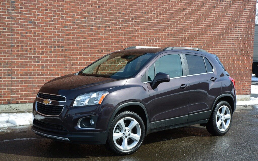 2015 chevrolet trax  they kept their word