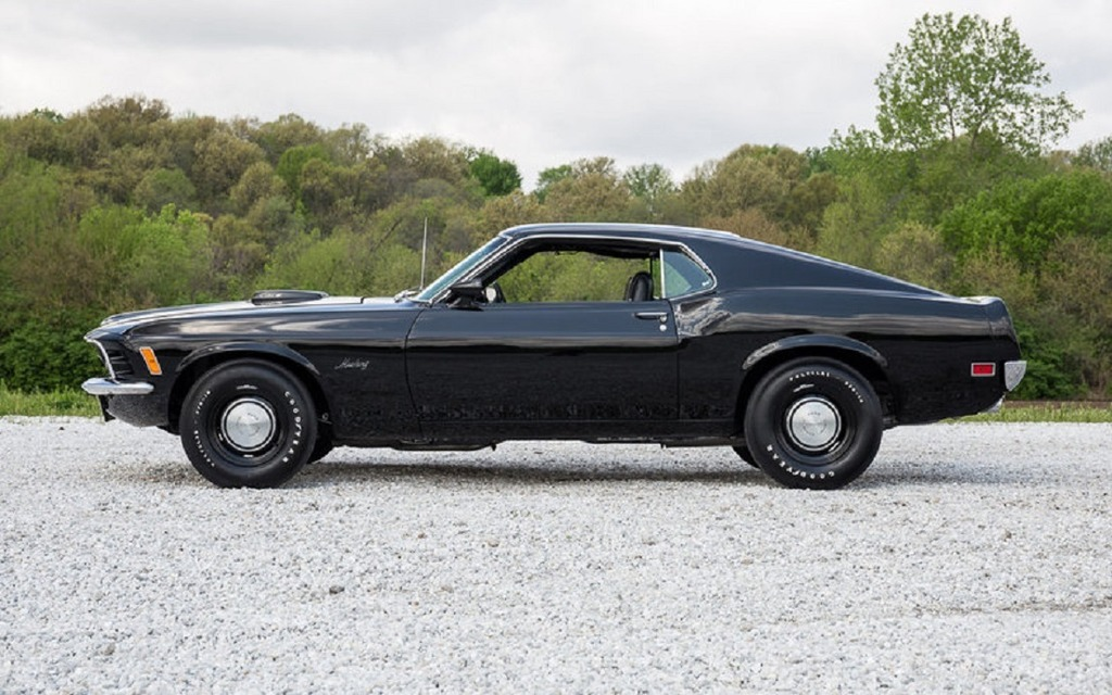 Une Mustang 1970 Unique Au Monde 224 Vendre 4 10