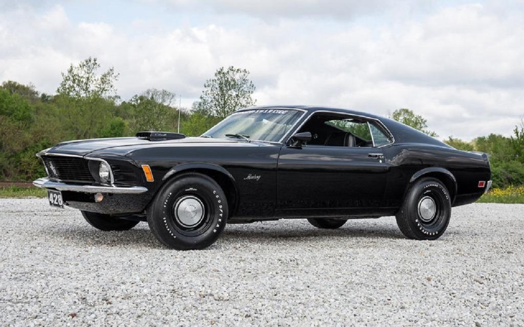 A Unique 1970 Mustang For Sale