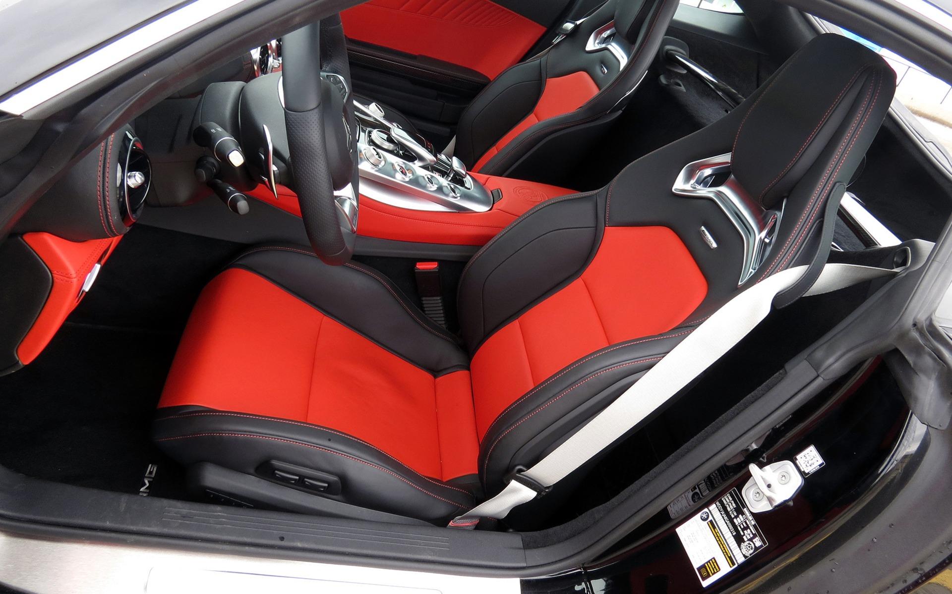 Mercedes Amg Gt Seats