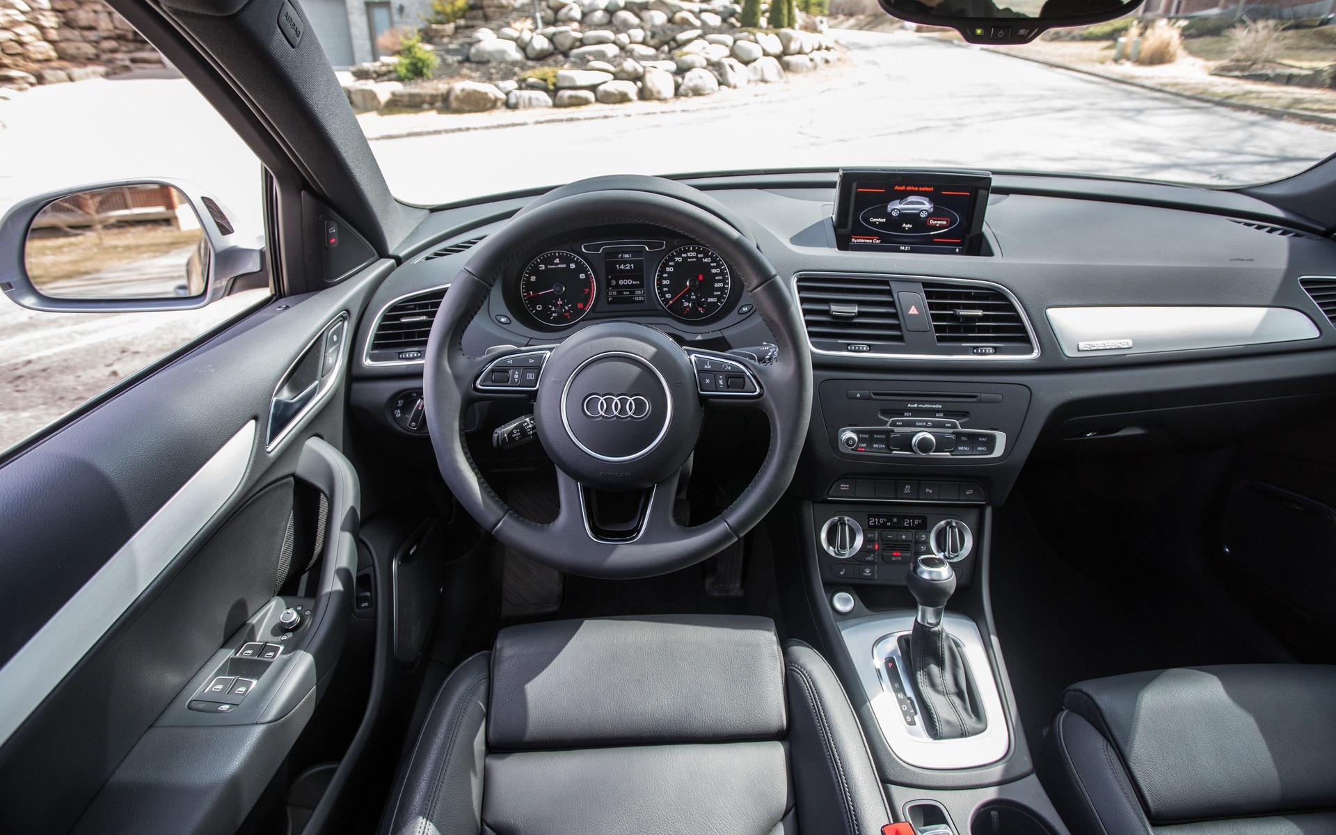 Audi Q3 2015 Vaut Mieux Attendre Le 2016 3 27