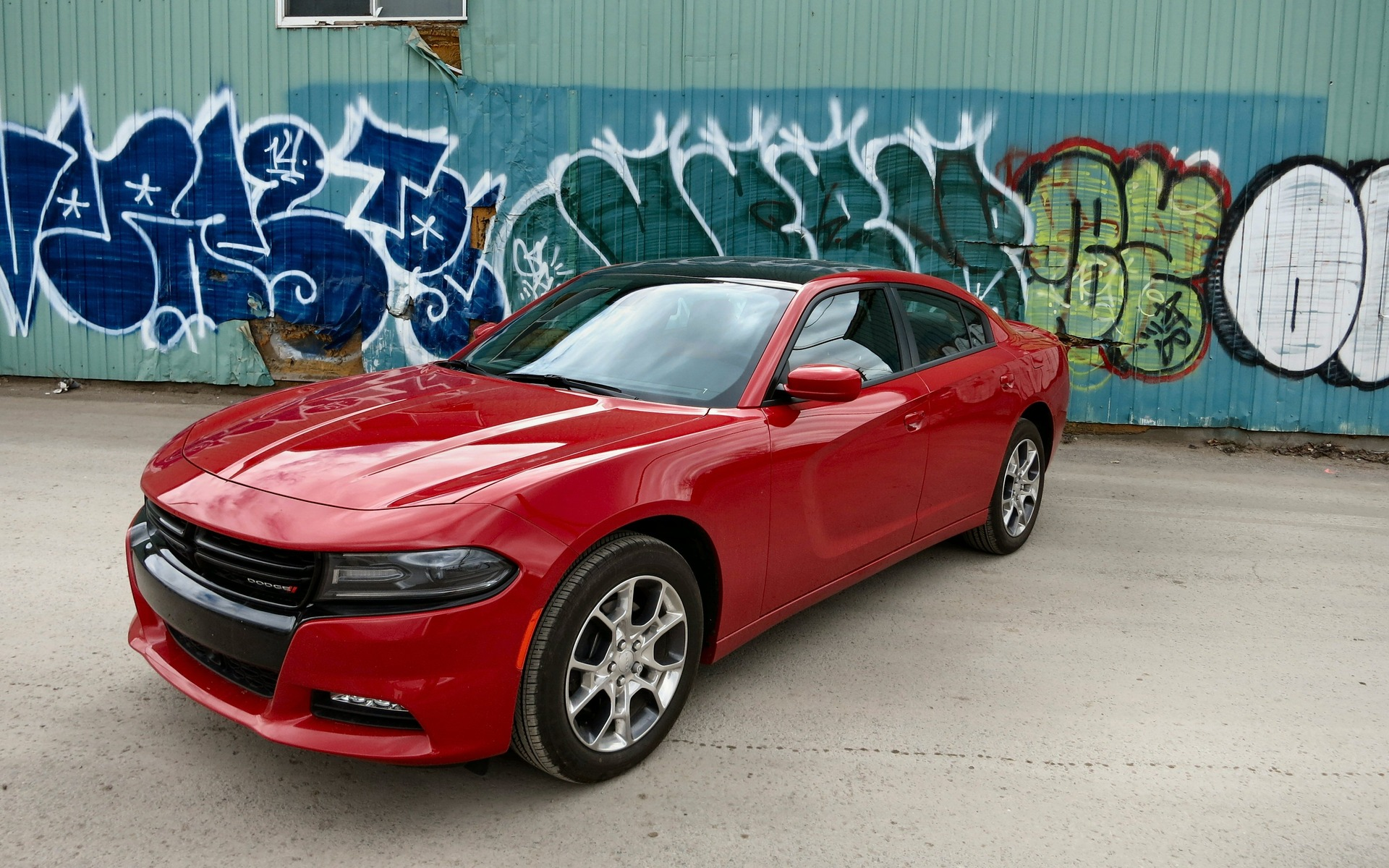 2015 Dodge Charger: Sedan Of Many Faces - 1/20